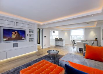 Thumbnail 3 bedroom flat to rent in Carlton Hill, St Johns Wood