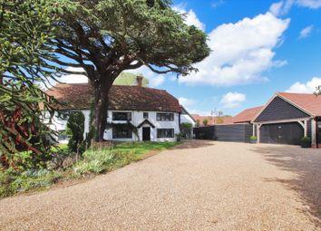 5 bed detached house for sale in St. Marys Road, Wrotham, Sevenoaks, Kent TN15