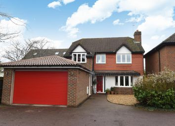 Thumbnail 4 bed detached house to rent in Somerset Grove, Warfield