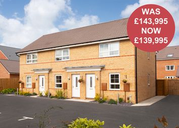 "Thumbnail 2 bed terraced house for sale in ""Kenley"" at Holme Way, Gateford, Worksop"