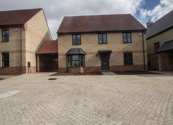 Thumbnail 4 bed detached house for sale in Lower Road, Stuntney, Ely