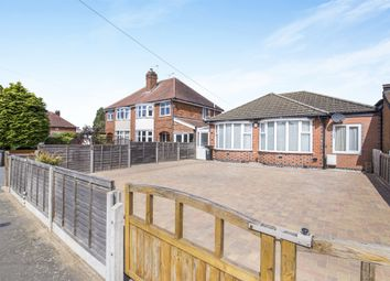 Thumbnail 3 bedroom detached bungalow for sale in Scraptoft Lane, Leicester