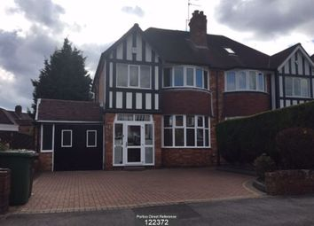 3 bed semi-detached house to rent in Moreton Road, Shirley, Solihull B90