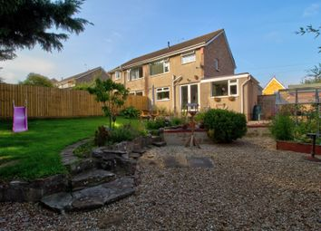 Thumbnail 3 bed semi-detached house for sale in Yeomead, Nailsea, Bristol