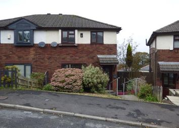 Thumbnail 3 bedroom semi-detached house for sale in Hillside, Burnley, Lancashire