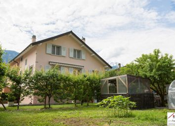 Thumbnail Link-detached house for sale in 1926 Fully, Switzerland