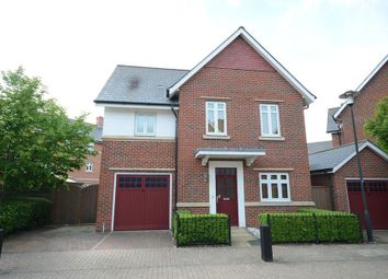 Thumbnail 3 bed detached house to rent in Wyatt Crescent, Lower Earley, Reading
