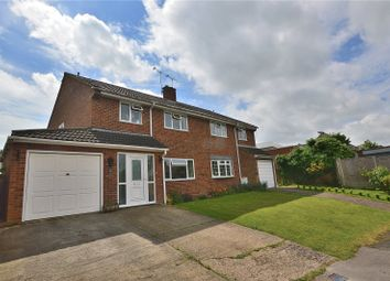 Thumbnail 4 bed semi-detached house for sale in Bentfield Gardens, Stansted