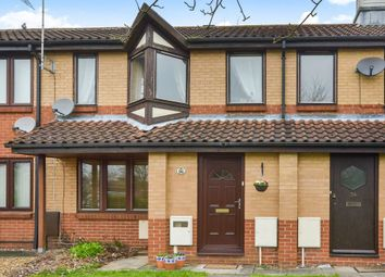 Thumbnail 2 bedroom terraced house for sale in Faraday Drive, Shenley Lodge, Milton Keynes