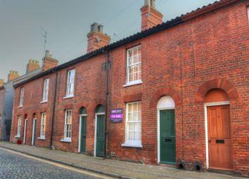 Thumbnail 2 bedroom terraced house for sale in Calvert Street, Norwich