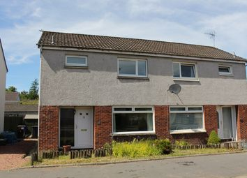 Thumbnail 3 bed semi-detached house for sale in Ochiltree, Dunblane