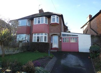 Thumbnail 3 bed semi-detached house for sale in Clay Lane, South Yardley, Birmingham