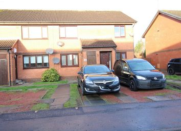 Thumbnail 2 bed flat for sale in 127, Fisher Drive, Paisley, Renfrewshire
