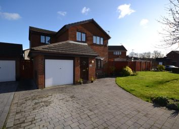 4 bed detached house for sale in Raleigh Close, Old Hall, Warrington WA5