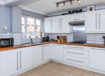 Thumbnail 3 bed end terrace house to rent in Holmlea Walk, Datchet, Slough