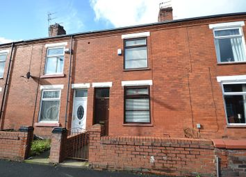 Thumbnail 2 bed terraced house for sale in Hope Street, Leigh, Greater Manchester.