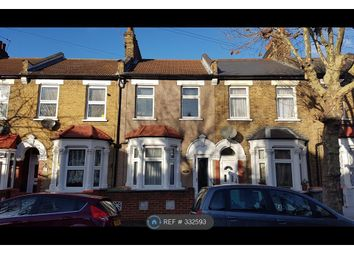 Thumbnail 3 bed terraced house to rent in Clacton Road, London