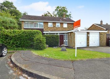Thumbnail 4 bed detached house for sale in Picton Way, Caversham, Reading