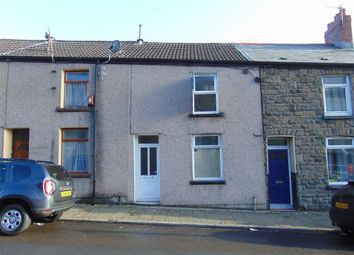 Thumbnail 2 bed terraced house to rent in East Road, Tylorstown, Rhondda Cynon Taff