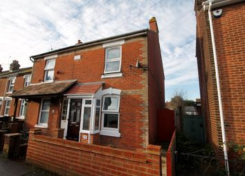 Thumbnail 3 bedroom semi-detached house for sale in Nayland Road, Mile End, Colchester