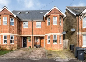 Thumbnail 3 bed semi-detached house for sale in Huntingdon Road, Crowborough