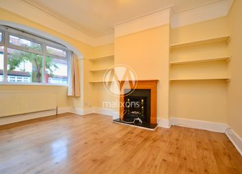 Thumbnail 3 bed terraced house to rent in Penshurst Road, Thornton Heath