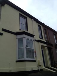 Thumbnail 5 bedroom town house to rent in Alexandra Road, Mutley, Plymouth