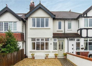 Thumbnail 4 bed terraced house for sale in Redlands Road, Penarth
