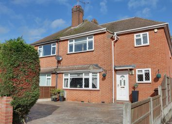 Thumbnail 4 bed semi-detached house for sale in Westbourne Grove, Chelmsford