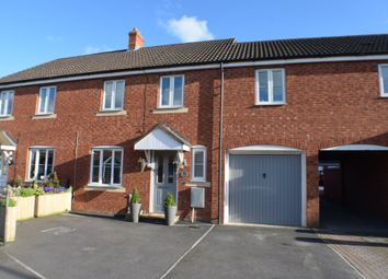 Thumbnail 3 bed terraced house for sale in Moravia Close, Bridgwater