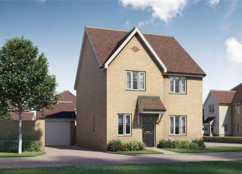Thumbnail 4 bedroom detached house for sale in The Wingham, Tavistock Place, Bedford