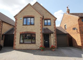 Thumbnail 3 bedroom detached house for sale in Robert Sparrow Gardens, Crowmarsh Gifford, Wallingford