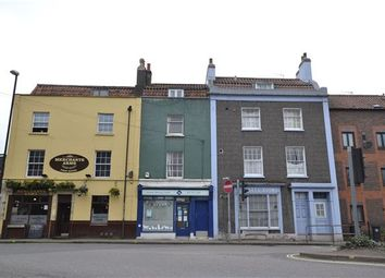 Thumbnail 4 bed maisonette for sale in Merchants Road, Hotwells, Bristol