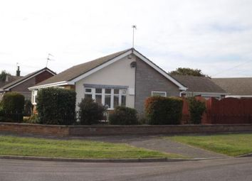 Thumbnail 3 bed bungalow for sale in Crown Avenue, Chapel St. Leonards, Skegness, Lincolnshire