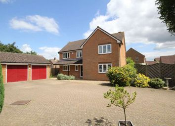 Thumbnail 4 bed detached house for sale in The Copse, Fields End, Hemel Hempstead, Hertfordshire