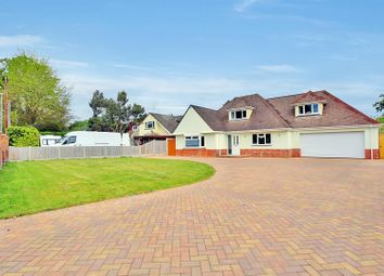 Thumbnail 4 bed detached bungalow for sale in Chine Walk, West Parley, Ferndown