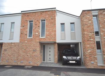 Thumbnail 3 bed terraced house for sale in Pittville, Cheltenham