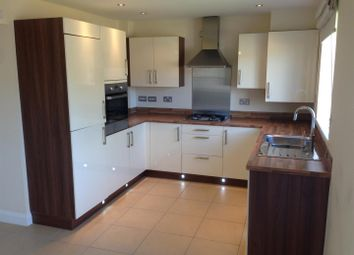 Thumbnail 3 bed semi-detached house to rent in Ford Farm Close, Lower Walton, Warrington