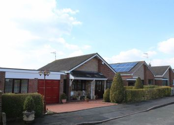 Thumbnail 3 bed detached house for sale in Willow Close, Tean, Stoke-On-Trent