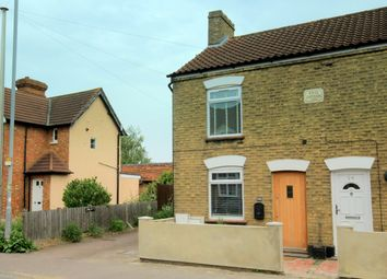 Thumbnail 2 bed semi-detached house for sale in High Street, Westoning