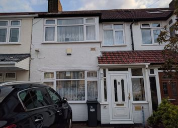 Thumbnail 1 bed terraced house for sale in Penbury Road, Southall, Middlesex