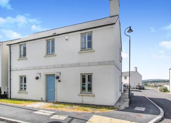 Thumbnail 4 bed detached house for sale in Heathland Way, Llandarcy