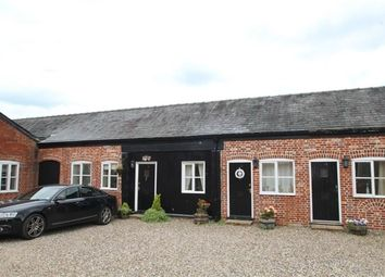 Thumbnail 2 bed mews house for sale in Model Farm, Combs, Stowmarket