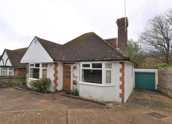 Thumbnail 2 bed detached bungalow for sale in Willingdon Close, Eastbourne