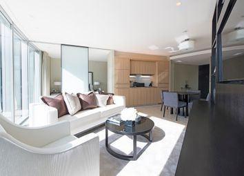 Thumbnail 1 bedroom flat to rent in St. George Wharf, London