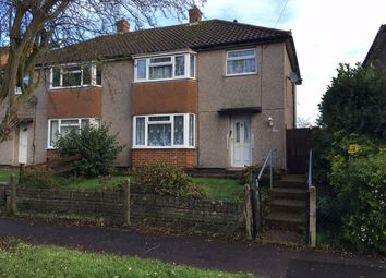 Tennyson Road, Daventry NN11. 3 bed semi-detached house for sale