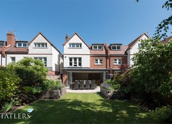Thumbnail 6 bed semi-detached house for sale in Woodland Terrace, Twyford Avenue, East Finchley, London