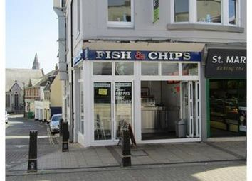 Thumbnail Restaurant/cafe for sale in Pj Pappa's, 10 Victoria Street, Paignton, Devon