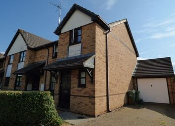 Thumbnail 3 bed property to rent in Nash Croft, Milton Keynes