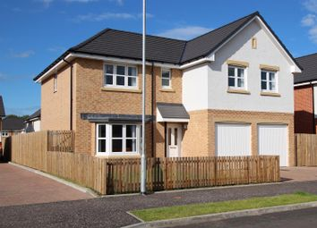 Thumbnail 5 bed property for sale in Burnet Crescent, Motherwell